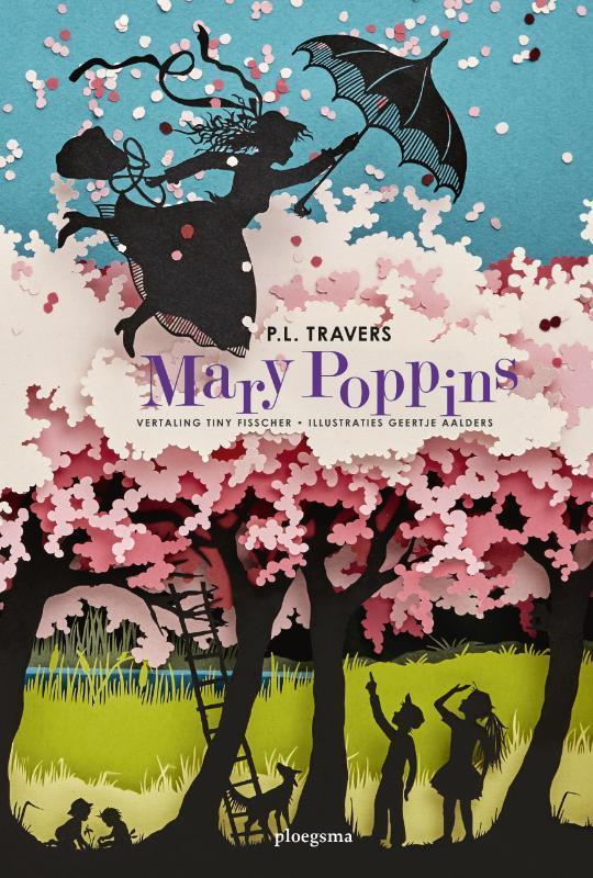Mary Poppins. Travers, Pamela Lyndon, Hardcover