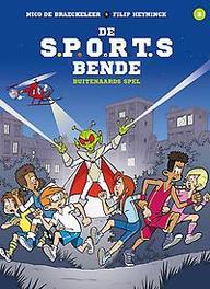 Buitenaards spel! De Braeckeleer, Nico, Paperback