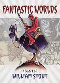 FANTASTIC WORLDS ART OF...