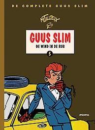 Guus Slim INTEGRAAL5 De wind in de rug Hardcover