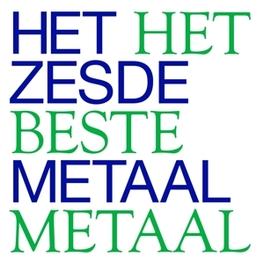 HET BESTE METAAL HET ZESDE METAAL, CD