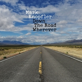 DOWN THE ROAD WHEREVER INCL. 12P. BOOKLET Mark Knopfler, CD