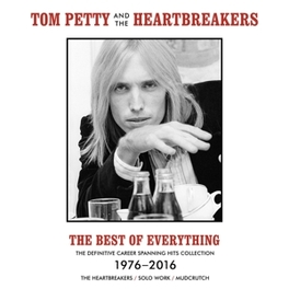 BEST OF EVERYTHING.. PETTY, TOM & HEARTBREAKERS, CD