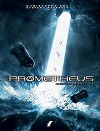 Prometheus - D14 De verloren zielen Prometheus, Bec, Christophe, Paperback