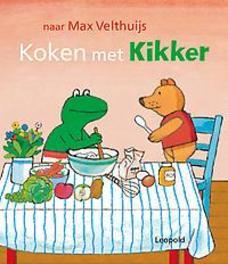 Koken met Kikker. Velthuijs, Max, Hardcover