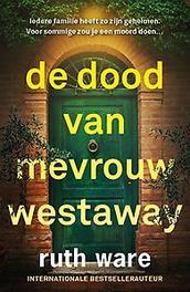 De dood van mevrouw Westaway Ware, Ruth, Paperback
