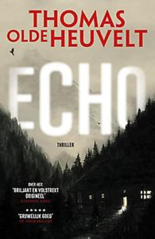 Echo Thomas Olde Heuvelt, Paperback