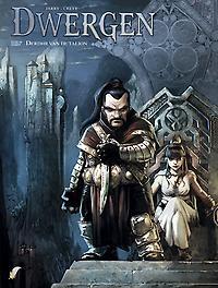Dwergen - D07 derdhr van de Talion Dwergen, Jarry, Nicolas, Paperback