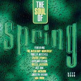 SOUL OF SPRING RARE AND SOULFUL SIDES OF THE SPRING/EVENT/POSSE LABELS Audio CD, V/A, CD