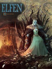 Elfen - D16 Rood als lava Elfen, Istin, Jean-Luc, Paperback