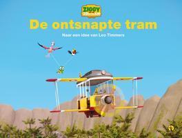 De ontsnapte tram Ziggy en de Zootram, Leo Timmers, binnenkort op Nederlandse tv