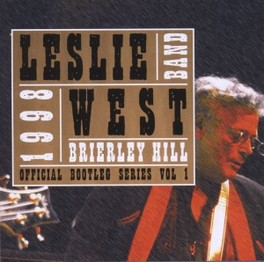 BRIERLEY HILL RNB..1998 ..CLUB LESLIE WEST, CD