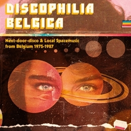 DISCOPHILIA BELGICA.. .. NEXT-DOOR DISC V/A, CD
