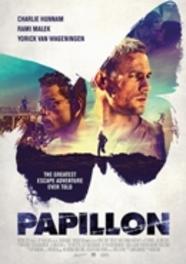 Papillon, (DVD) CAST: CHARLIE HUNNAM, RAMI MALEK Charrière, Henri, DVDNL