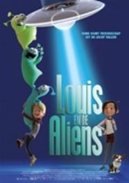 Louis & de aliens, (DVD) BILINGUAL / SOMS KOMT VRIENDSCHAP UIT DE LUCHT VALLEN DVDNL