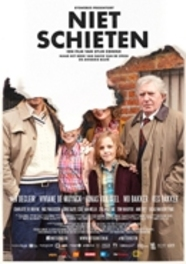 Niet schieten, (DVD) CAST: JAN DECLEIR, VIVIANE DE MUYNCK Van de Steen, David, DVDNL