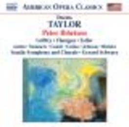PETER IBBETSON SEATTLE SYMPHONY/SCHWARZ Audio CD, TAYLOR, CD