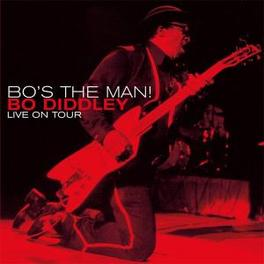 BO'S THE MAN Audio CD, BO DIDDLEY, CD