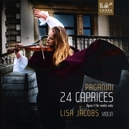 24 CAPRICES - OPUS 1.. LISA...