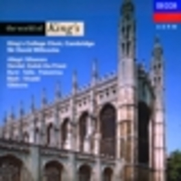 WORLD OF KING'S COLLEGE C ASMIF Audio CD, KING'S COLLEGE CHOIR, CD
