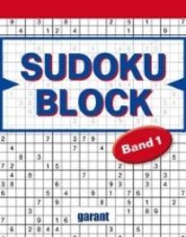 Sudoku Block Band 1. Paperback
