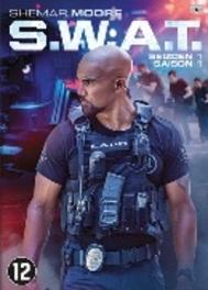 S.W.A.T. - Seizoen 1 (2017), (DVD) BILINGUAL /CAST: SHEMAR MOORE, KENNY JOHNSON, DAVID LIM DVDNL