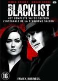 Blacklist - Seizoen 5, (DVD)