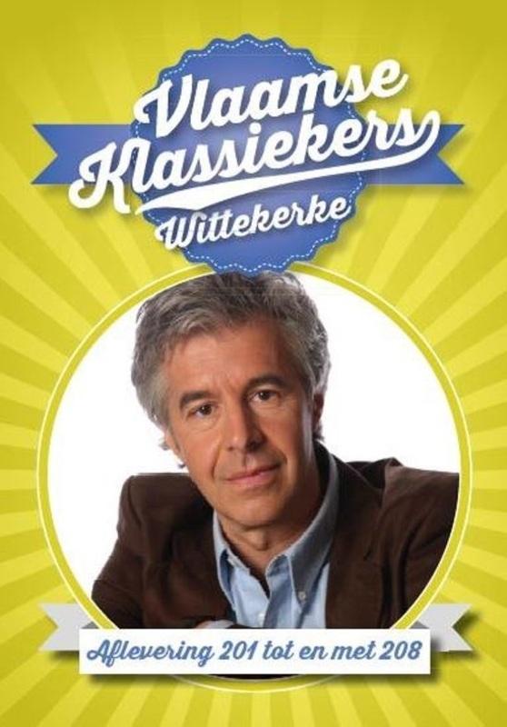 Wittekerke ? afl. 201-208 (Vlaamse Klassiekers), (DVD) VLAAMSE KLASSIEKERS DVD