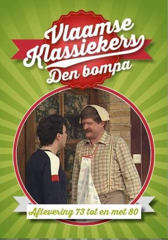 Den Bompa ? afl. 73-80 (Vlaamse Klassiekers), (DVD) DVD
