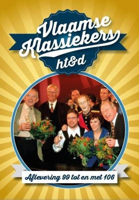 Ht&d ? afl. 99-106 (Vlaamse Klassiekers) , (DVD) VLAAMSE KLASSIEKERS DVD