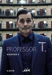 Professor T. seizoen 3, (DVD)