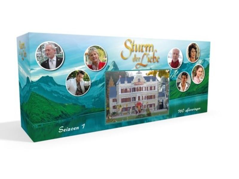 Sturm der Liebe box (160 afleveringen), (DVD) DVD