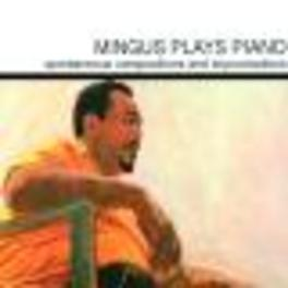 PLAYS PIANO Audio CD, CHARLES MINGUS, CD