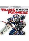 Transformers 1-5, (Blu-Ray...