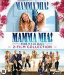 Mamma mia 1+2, (Blu-Ray)