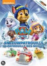 Paw patrol - Snow patrol, (DVD) SNOW PATROL / BILINGUAL DVDNL
