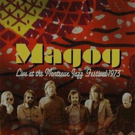 LIVE AT MONTREUX JAZZ.. .. FESTIVAL 1973 Audio CD, MAGOG, CD