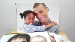 Papa en ik