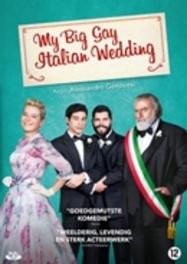 My big gay Italian wedding, (DVD) .. WEDDING /CAST: DIEGO ABATANTUONO, MONICA GUERRITORE DVDNL