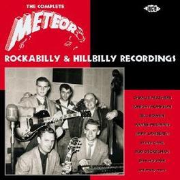 COMPLETE METEOR ROCKABILL ..ROCKABILLY & HILLBILLY RECORDINGS Audio CD, V/A, CD