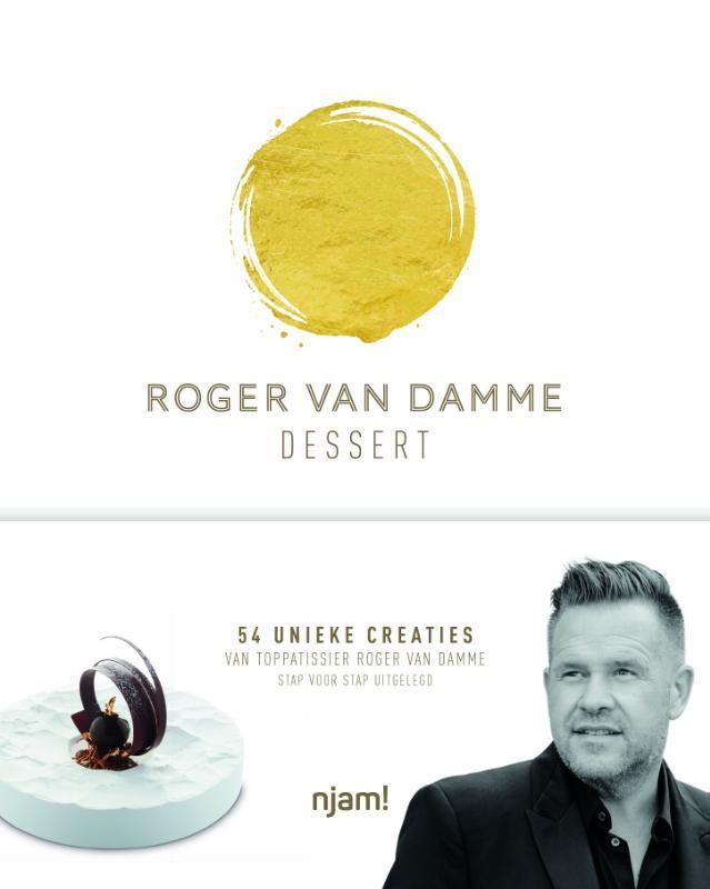 Roger Van Damme desserts Roger Van Damme, Hardcover