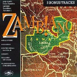 ZAMBIANCE ! SHALAWAMBE/AMAYENGE/JULIZYA Audio CD, V/A, CD