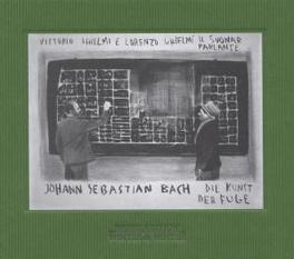DIE KUNST DER FUGE IL SUONAR PARLANTE Audio CD, J.S. BACH, CD