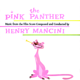 PINK PANTHER -REMAST- REMASTERED Audio CD, HENRY MANCINI, CD