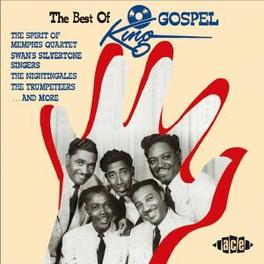 BEST OF KING GOSPEL W/TRUMPETEERS/NIGHTINGALES/FOUR INTERNES/A.O. Audio CD, V/A, CD
