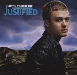 JUSTIFIED Audio CD, JUSTIN TIMBERLAKE, CD