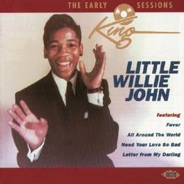 EARLY KING SESSIONS-24TR Audio CD, LITTLE WILLIE JOHN, CD
