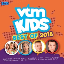 VTM KIDS - BEST OF 2018 .. 2018 V/A, CD