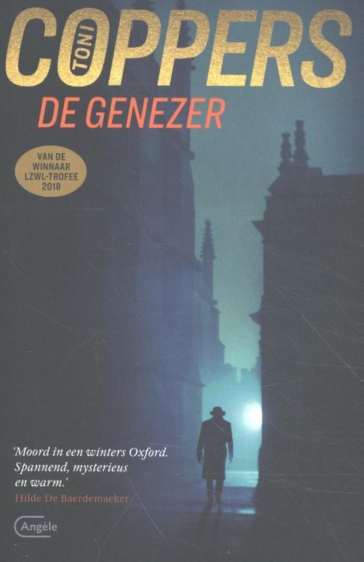 De Genezer een Liese Meerhout-thriller, Toni Coppers, Paperback