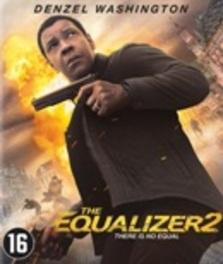Equalizer 2, (Blu-Ray) Blu-Ray